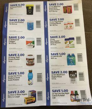 New Wegmans Ring In The New Year Booklet – 12 New Wegmans Coupons!