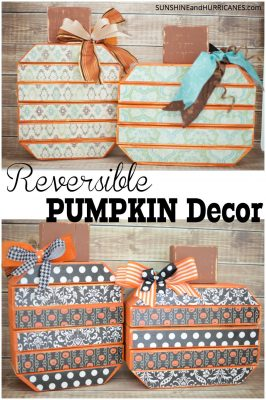 No Carve Pumpkin Decor Ideas