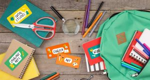 Back-To-School Organization - tips and tricks for kids and parents!