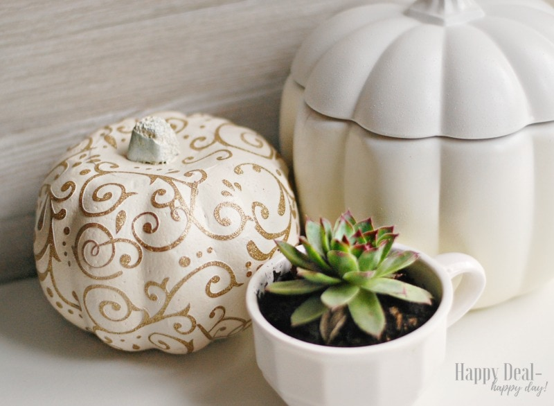 Decorating for Fall On A Budget Ideas