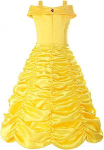 Cheap Halloween Costumes Belle dress