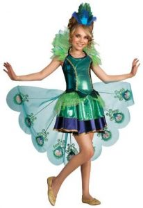 cheap halloween costumes peacock