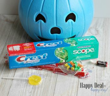 Why Crest is Giving Us Permission to Have MORE Candy This Halloween + Hilarious Kids Commercial!