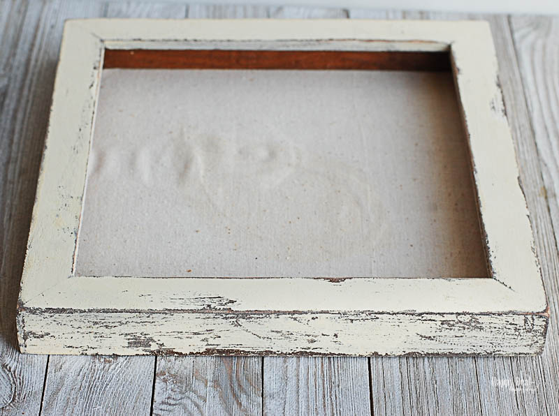 Thrift Store Makeover: DIY Wall Decor