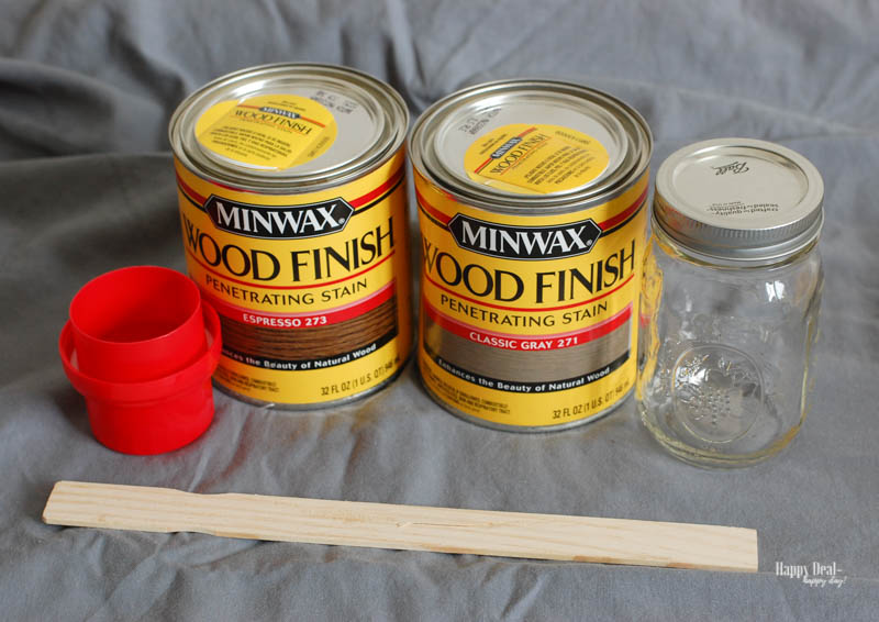 How To Stain Wood: Tips for Beginners - mixing stain colors