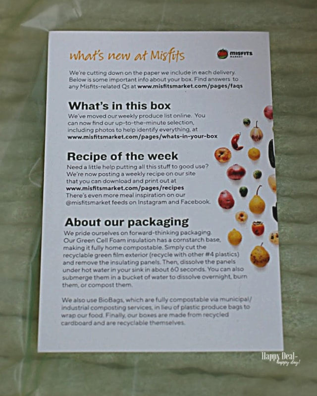 Review of Misfits Market