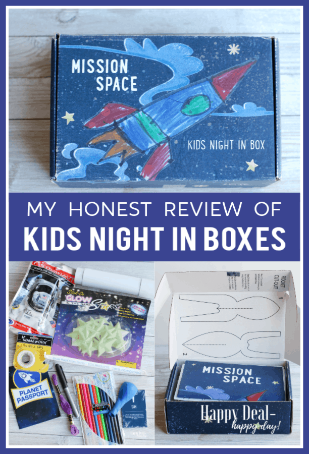 Kids Night In Boxes Review