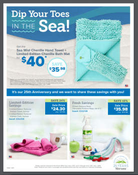 Norwex Tips:  What's on Sale in June!