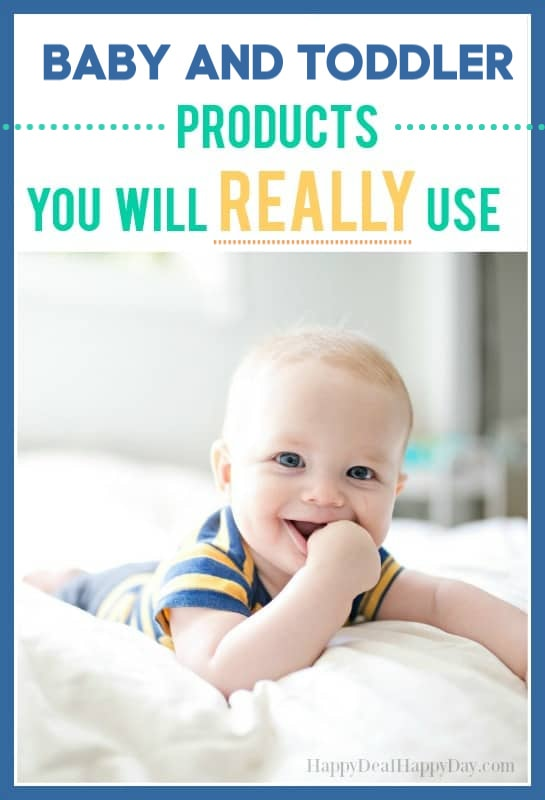 baby and toddler products you will really use