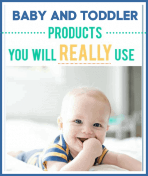 15+ Toddler & Baby Gear Products You Will Really Use!