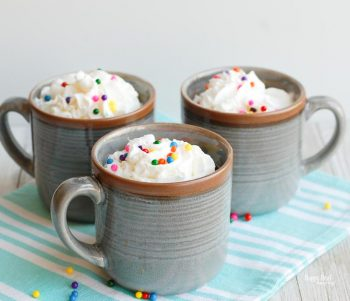 Chocolate Mug Cake Mix in a Jar Recipe