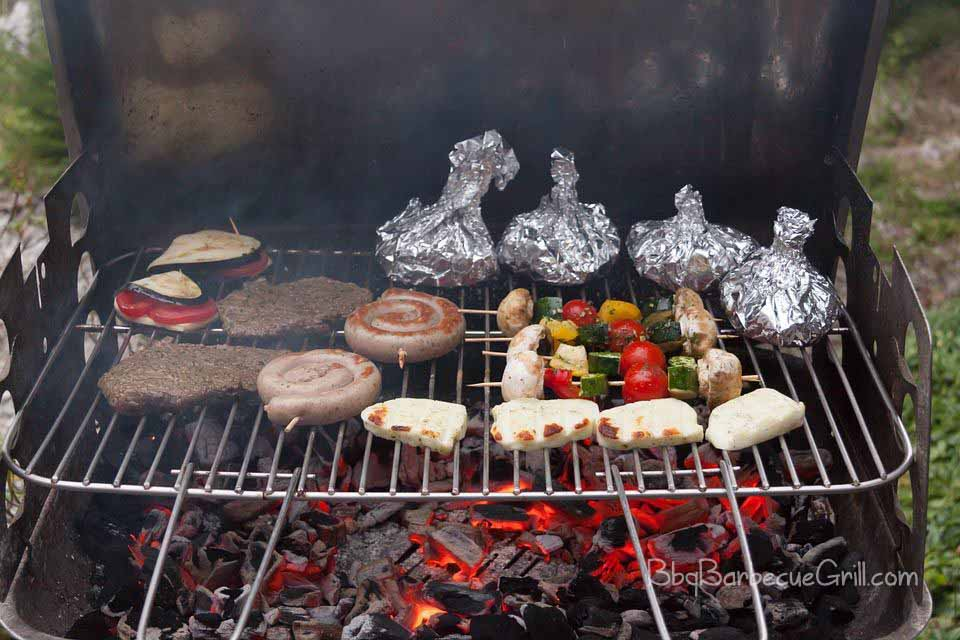 the difference between indoor and outdoor grilling