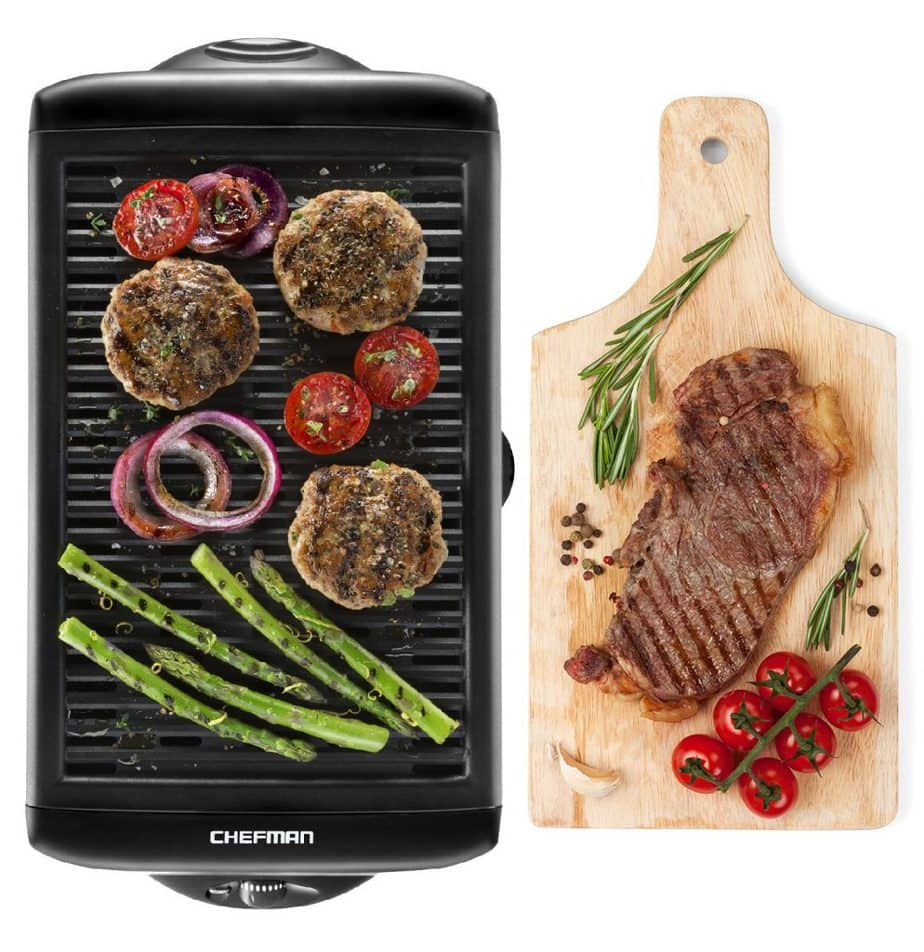 chefman indoor grill
