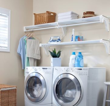 Making the Most of Your Laundry Room Size