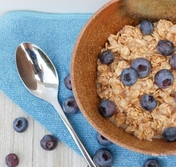 4 Ingredient Instant Oatmeal Recipe: How To Make Homemade Instant Oatmeal Packets