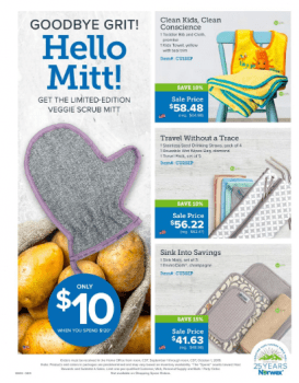 Norwex Tips:  What's on Sale in September!