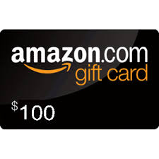 $100 Amazon Gift Card Giveaway!  Ends November 29th – Black Friday!