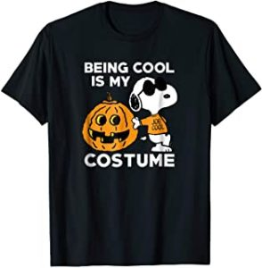 being cool is my costume