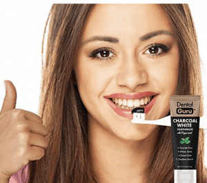 gift guide for her - charcoal toothpaste
