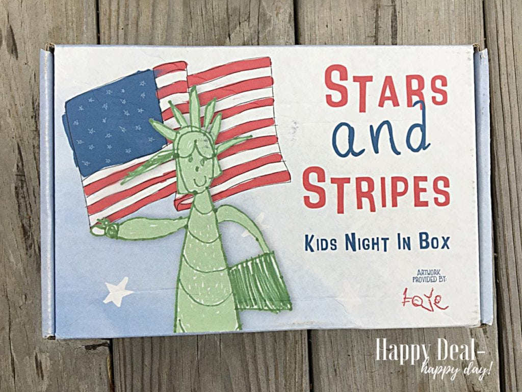 Kids Night In Box Giveaway - Ends 11/20/19 | Happy Deal - Happy Day!
