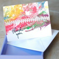 Easy Homemade Gift Ideas - homemade card
