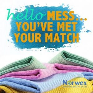 Norwex Spring Sale with Must Watch Video on How To Keep Your Phone Germ Free!!!!!