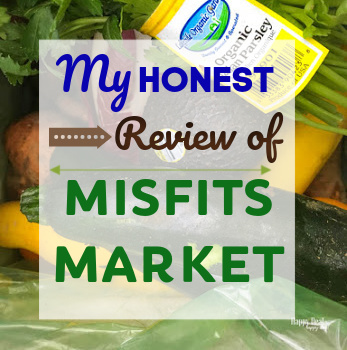 My Honest Review of Misfits Market