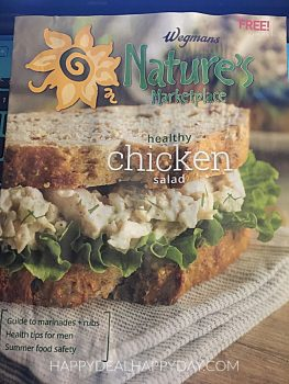 Wegmans Coupons From Nature's Market Magazine – June 2020