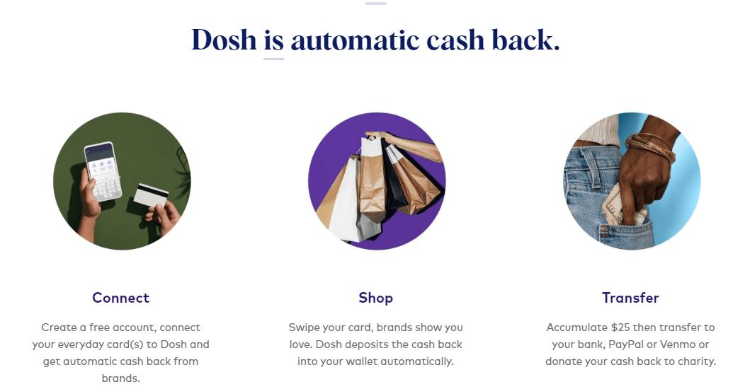 how dosh app works
