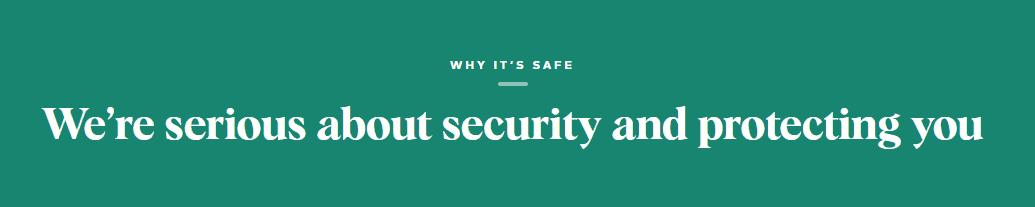 dosh app security