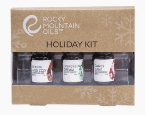 Christmas gift for her - Christmas essential oils