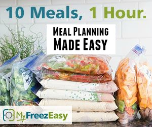 christmas gifts for her - meal planning subscription