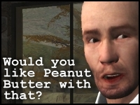 Series 3 - Would you like Peanut Butter withthat?