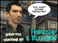 Charlie & Friends - Friendship &Television