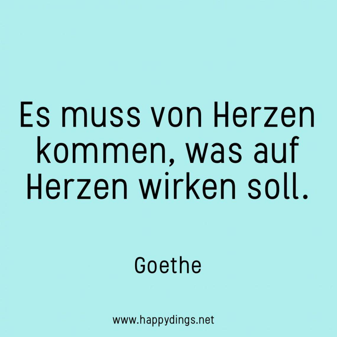 Lebensweisheiten Zitate Und Schone Spruche Goethe