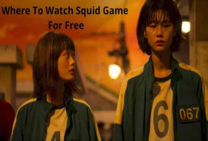How To Watch Squid Game For Free Online