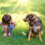 DOGS AND KIDS ARE 'IN SYNC' STUDIES SHOW