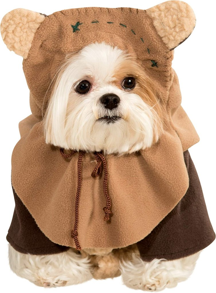 Ewok Pet Costume- Halloween Costumes For Dogs