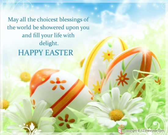 Images of Easter Wishes