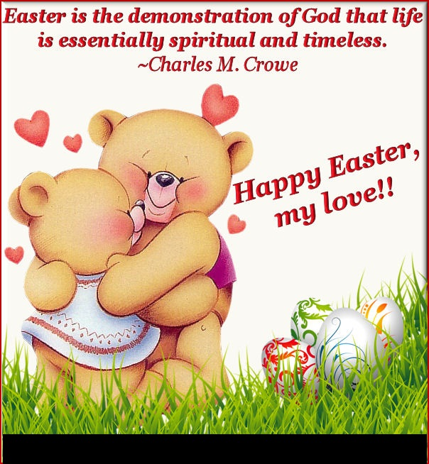 Happy Easter 2019 Quotes For Kids