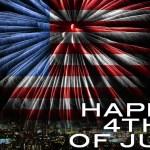 4th July Fireworks Image