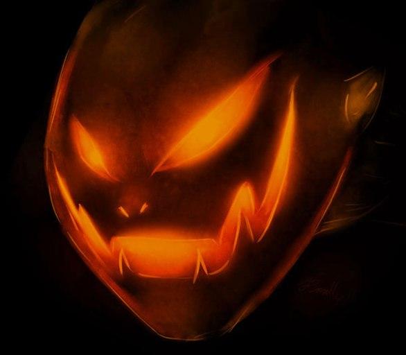 Horrer Halloween Pumpkin Carving Ideas 2018