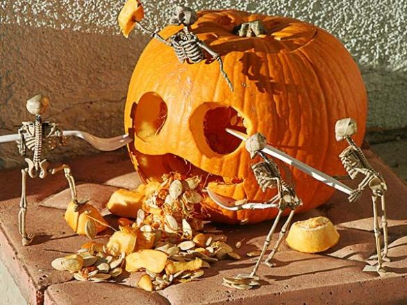 Ideas for Pumpkin Carving