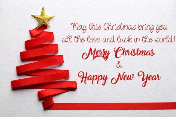 Christmas And New Year Quotes