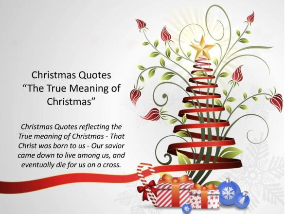 Christmas Quotes Sayings