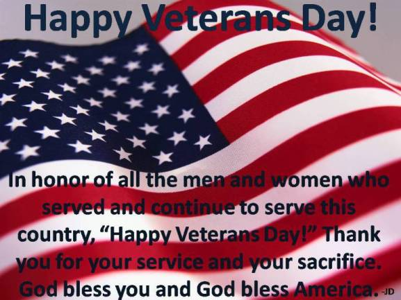Happy Veterans Day Quotes Images