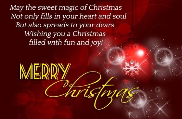 Merry Christmas 2018 Quotes
