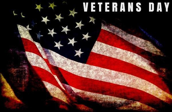 Veterans Day Photos 2018