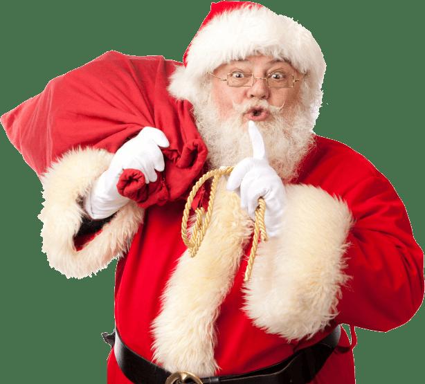 Funny Santa Claus