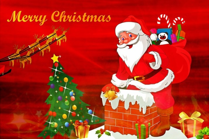 Santa Claus HD Images